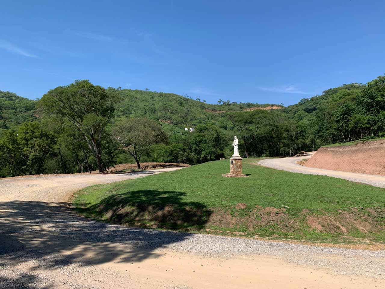 4 Plaza de San Jose - caminos